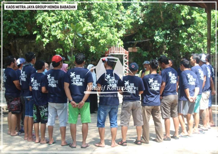 Kaos Mitra Jaya Group Honda