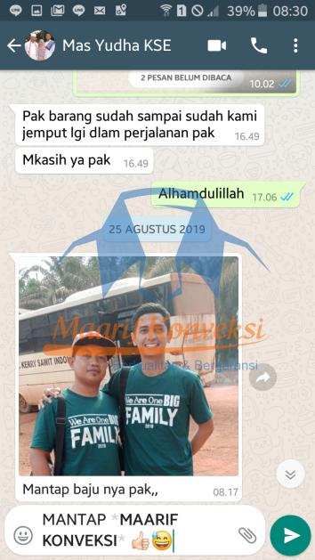 Konveksi Semarang Maarif